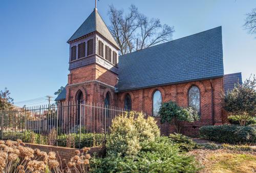 Mary's Chapel Exterior