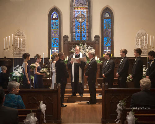 St. Mary's Wedding Ceremony